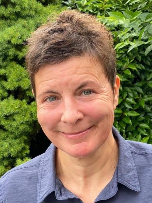 Bettina Kaufmann- Präsidentin 2021/2022